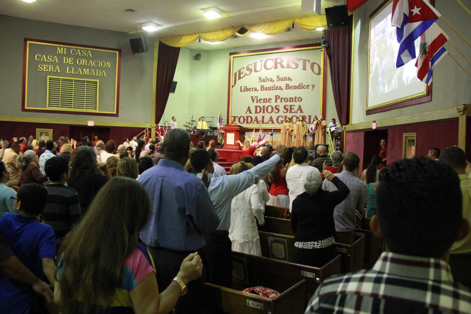 GLORIA A DIOS, 30 ANIVERSARIO ICRLC 07 04, 2016 (100)