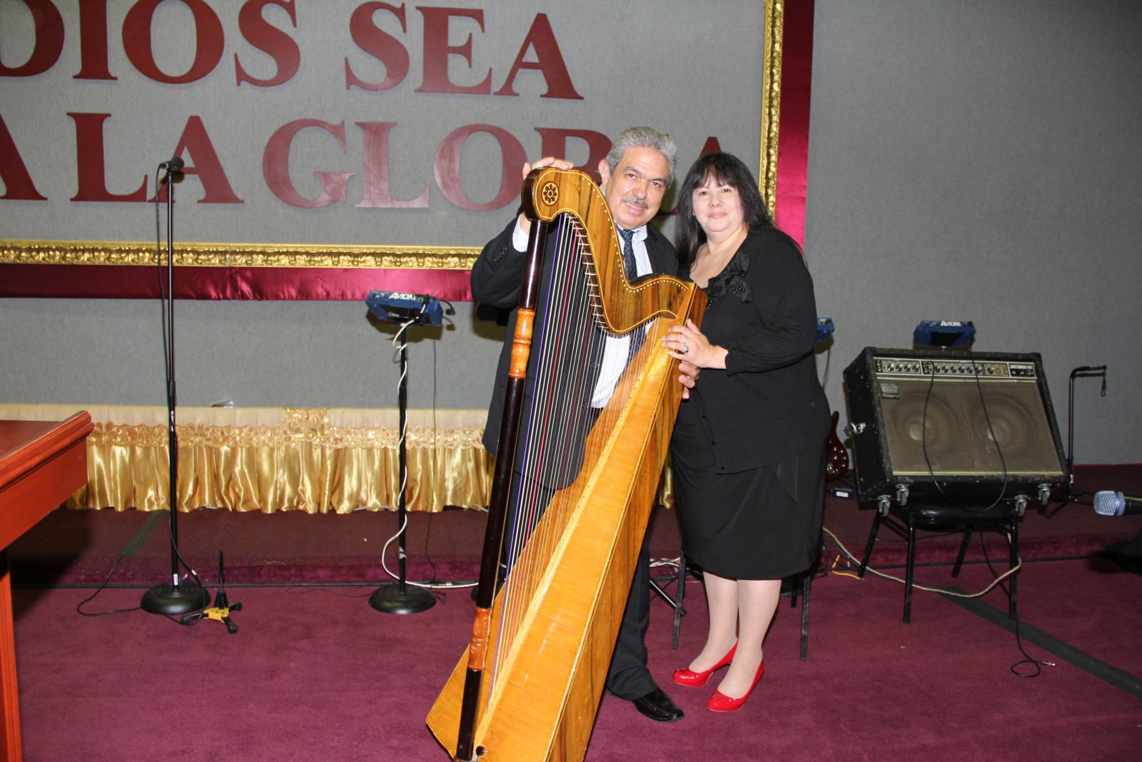 GLORIA A DIOS, 30 ANIVERSARIO ICRLC 07 04, 2016 (301)
