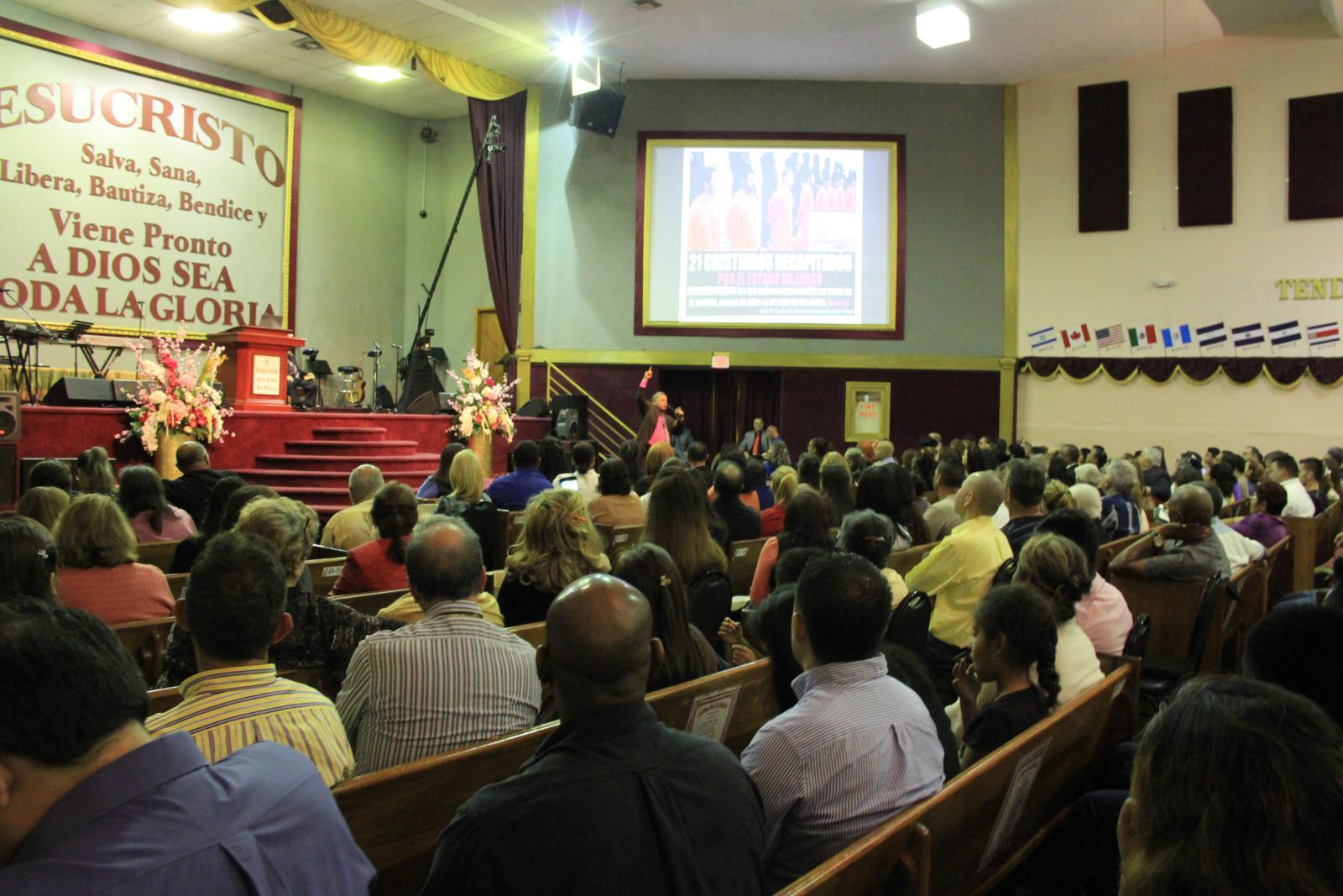 GLORIA A DIOS, 30 ANIVERSARIO ICRLC 07 04, 2016 (343)